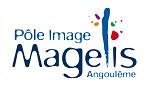 Le logo du pôle image Magelis Angoulême